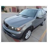 2006 BMW X5 3.0i All Wheel Drive - Runs - current bid $950