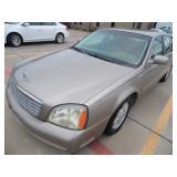 2004 Cadillac Deville - Runs - current bid $700