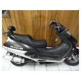 2006 Yamati 150cc Gas Scooter - current bid $325
