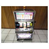 Working Double Diamond 2 Coin Slot Machine - current bid $300