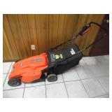 Working Black & Decker Electric Lawn Mower - current bid $10