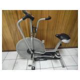Working Key Fitness Air Bike - current bid $15