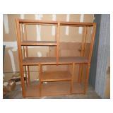 Light Oak Book Shelf - current bid $10