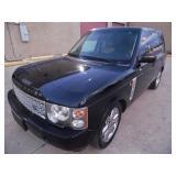 2004 Land Rover Range Rover HSE - runs - current bid $3050