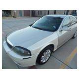2004 Lincoln LS - Runs - current bid $1050