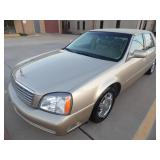 2005 Cadillac Deville - current bid $500