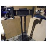 Peerless Commercial Portable TV Stand - current bid $10