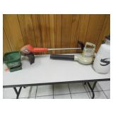 Garden Tools Electric Blower Weed Eater - current bid $10