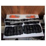 Three Sets of Ankle Weights - current bid $10