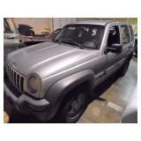 2002 Jeep Liberty - current bid $450