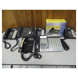 (7) Multi-line Business Phones - current bid $10