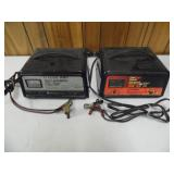 (2) Battery Chargers - current bid $10