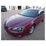 2004 Pontiac G6 GT - Runs - current bid $475