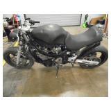 2006 Suzuki Katana GSX 600F Motorcycle - current bid $300