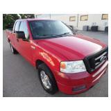 2005 Ford F150 STX Truck - Runs - current bid $1350