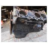 2001 Ford Crown Victoria Short Block Engine - current bid $50