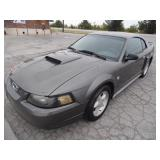 2004 Ford Mustang GT - runs and drives - current bid $2050