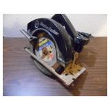 Working Black & Decker Circular Saw - current bid $10