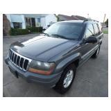 2002 Jeep Liberty 4x4 SUV- Runs - current bid $1000