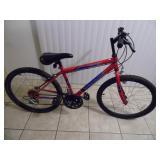 Roadmaster Mt Fury 15 Speed Mountian Bike - current bid $10
