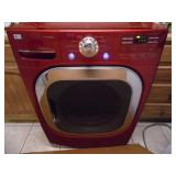 Working LG True Steam Sensor Dryer - current bid $40
