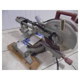 Working Chicago Electric Miter Saw - current bid $20
