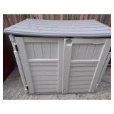Suncast Outdoor Storage Shed - current bid $15