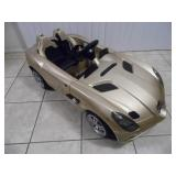 Mercedes Power Wheels Car - current bid $40
