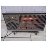 Working Heat Stream 1500W Space Heater - current bid $10
