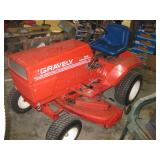 Gravely Lawn Tractor