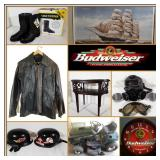 HARLEY DAVIDSON, TOOLS, & VINYL RECORDS ONLINE AUCTION ONE