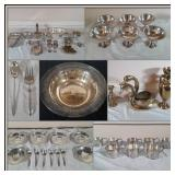 FINE ART, STERLING SILVER, AND IMPORTED FURNITURE ONLINE AUCTION