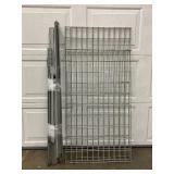 Wide Span Storage Rack- Wire Decking 48X24X48
