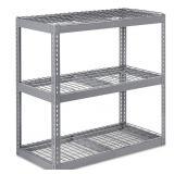 3 ft Wire Rack 3 Tier Shelf