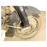 1964 Honda Dream Motorcycle