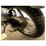1972 Honda CL175 Motorcycle