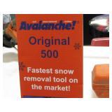 Avalanche 500 Snow Rake