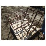 Oil Barrel Cart/Stands