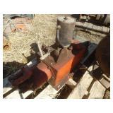 Manual Hydraulic Pump Conveyor