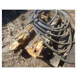 Crusher Hydraulic Lift Kit