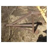 Steel Conveyor Hitch