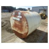 Steel Fuel Barrel 1000 Gal