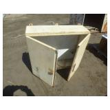 Steel Wall  Box 4