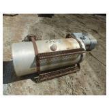 Aluminum Fuel Tank Semi