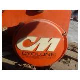 CM Cyclone Trolley Hoist