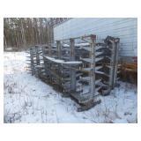 Steel Shelf Racks