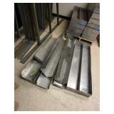 STAINLESS STEEL SHELVING COMPONENTS