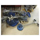HYDROFORCE FLOOR CLEANERS-FOR PARTS