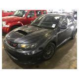 2011 Subaru Imprezza WRX