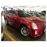2008 Cadillac SRX AWD